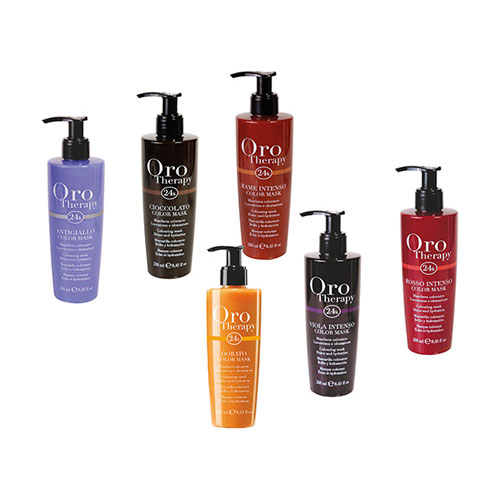 COLOR MASK OROTHERAPY